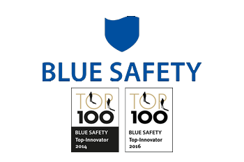 Logo Blue Safety